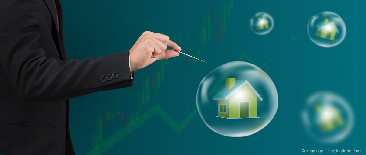Das Risiko einer Schweizer Immobilienblase steigt