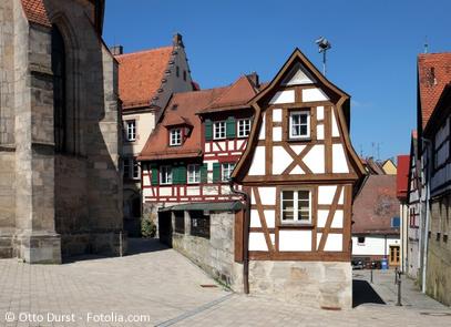 Fachriegelhäuser Altdorf