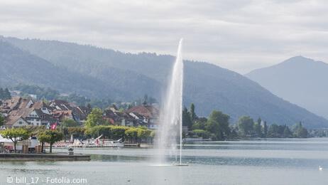 Altstadt der Stadt Zug