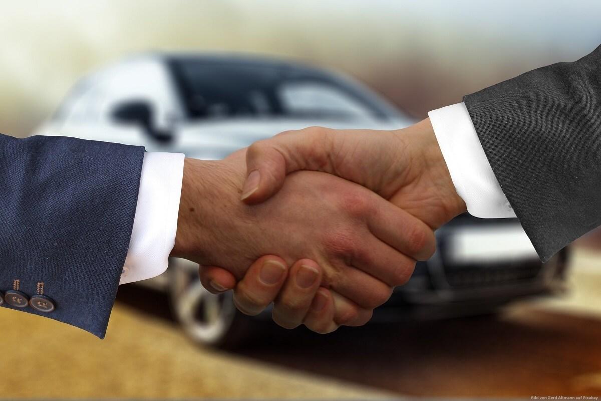 Neuwagen oder Autooccasionen kaufen
