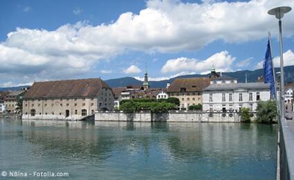 Barockstadt Solothurn