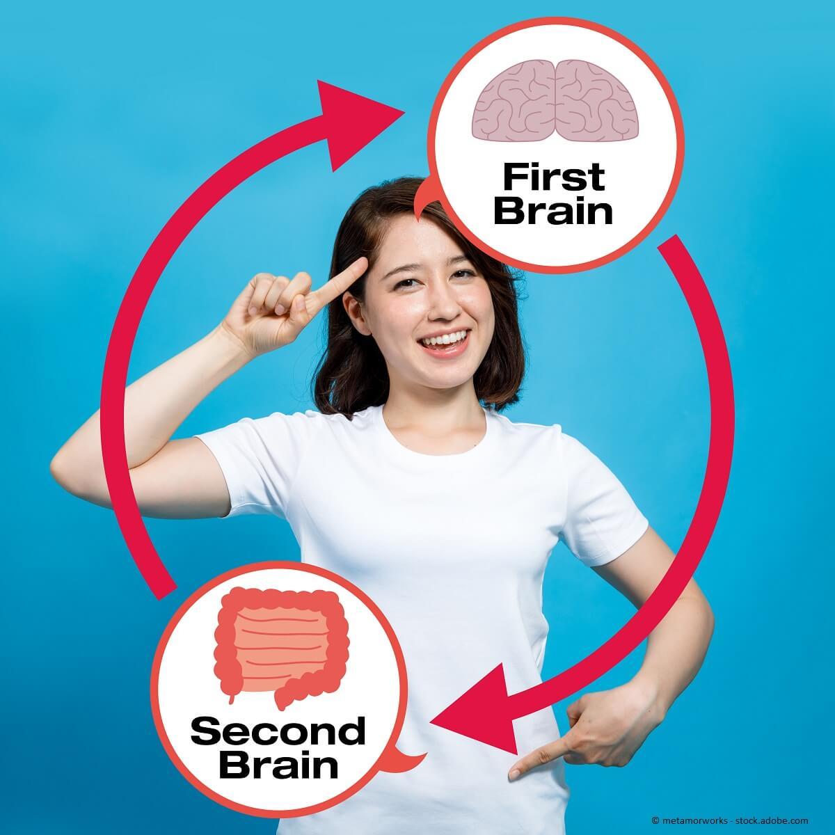 Der Darm hat einen grossen Einfluss auf unser Gehirn