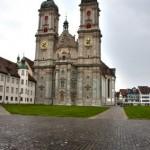 Kanton St.Gallen: Der Hauptort ist einer der höchstgelegenen Städte der Schweiz