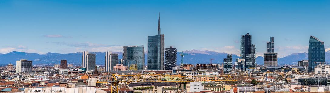 Panorama Milano, Ort für die Expo Weltausstellung 2015