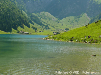Fälensee, Kanton Appenzell Innerrhoden
