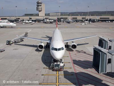 Wirtschaftsmotor Flughafen Zürich-Kloten