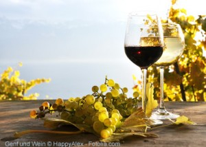 Genf und Wein - Stimmung zum Geniessen