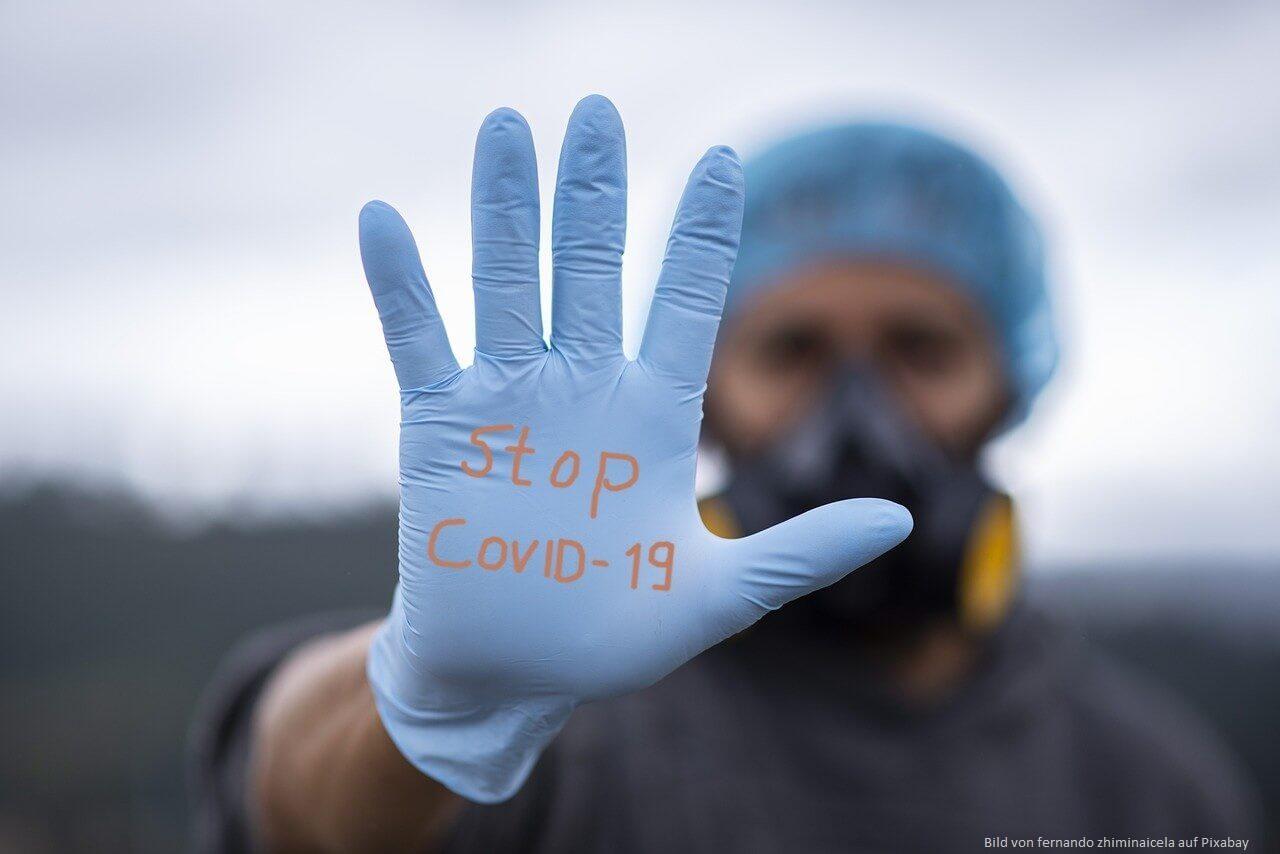 Hygiene: eine einfache Massnahme gegen die Pandemie