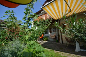 Draussen zuhause, ein individuell gestalteter Garten