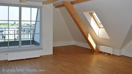 Mit einem Dachausbau Wohnraum sinnvoll nutzen