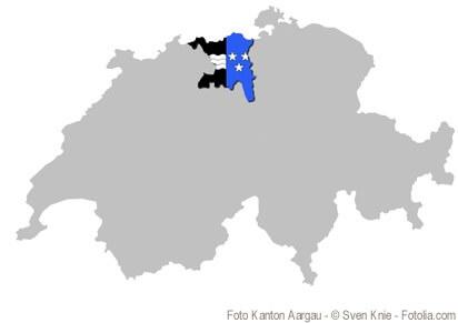 Der Kanton Aargau hat seinen Namen von der Aare