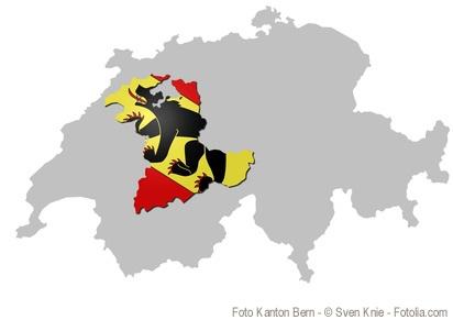 Der Kanton Bern: Bundeshauptstadt und politisches Zentrum der Schweiz.