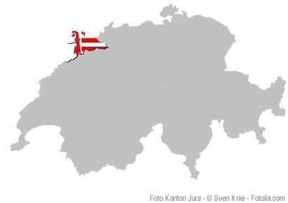 Der Jura, der jüngste Schweizer Kanton