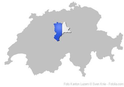 Kanton Luzern Schweiz - ein beliebtes Tourismusziel