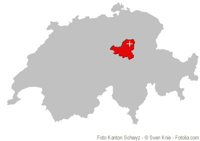Der Kanton Schwyz ist geprägt durch einmalige Landschaften.