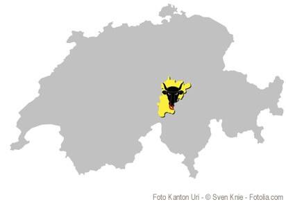 Kanton Uri - Innerschweiz und Rütlischwur