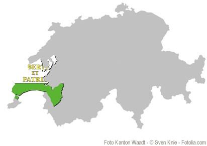Der Kanton Waadt im Überblick