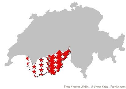 Kanton Wallis: Matterhorn und Raclette