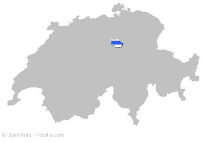 Kanton Zug ist der «Finanzkanton» der Schweiz