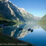 Der Kanton Glarus: milde Temperaturen und mediterrane Flora
