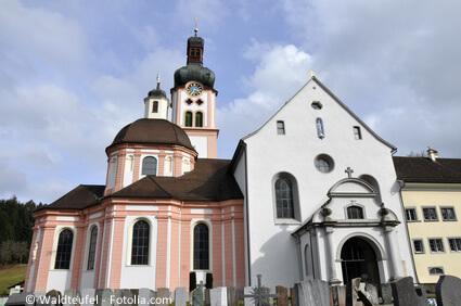 Kloster Fischingen, Kanton Thurgau
