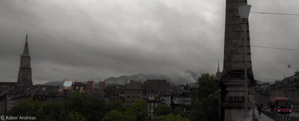 Das Münster in Bern, Mai 2016