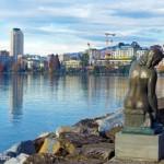 Der Kanton Waadt: Saubere Seen und beliebt bei internationalen Grossunternehmen