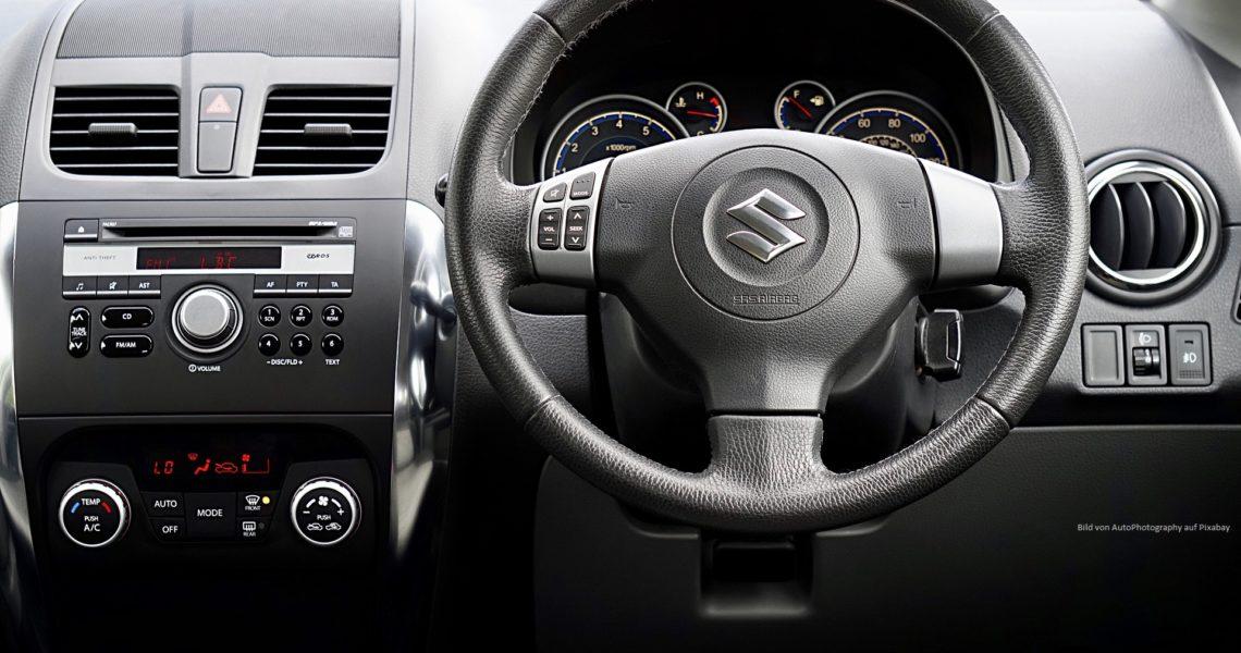Die Automobilindustrie Schweiz und die Mobilität der Schweizer, Beispiel Suzuki