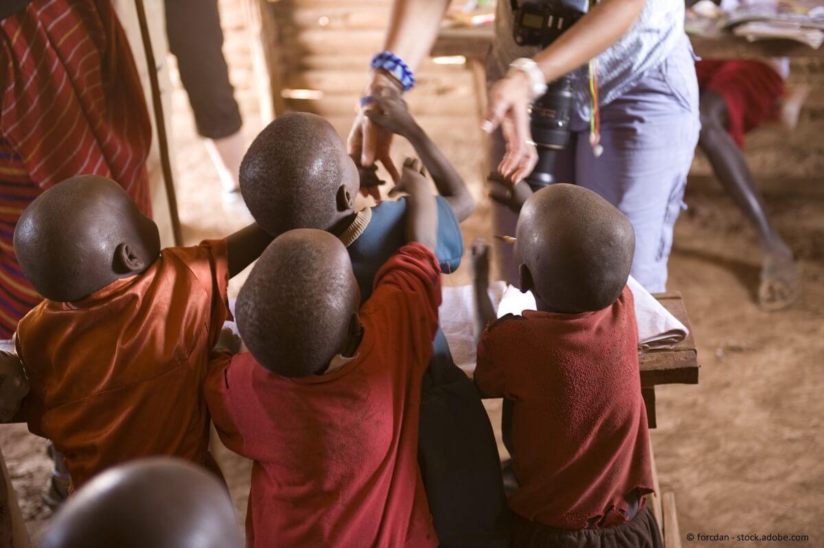 Nothilfe für Afrika - Hilfe gegen die Corona Pandemie