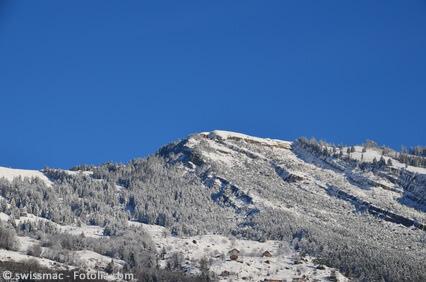 Der höchste Berg von Zug ist der Rossberg