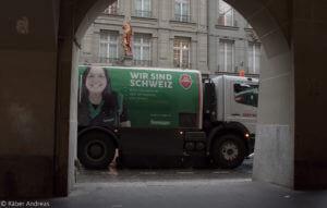 Schnappschuss i re Gass, Bern, 2016
