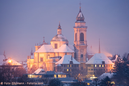 St. Ursenkathedrale in Solothurn