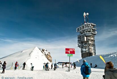 Titlis: Höchste Erhebung im Kanton Obwalden