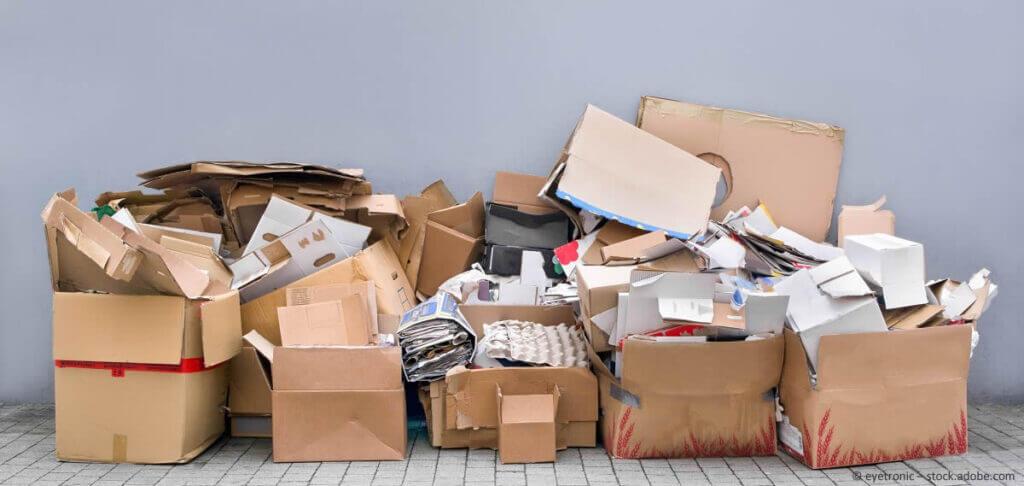Verpackungen sollen biologisch abbaubar werden